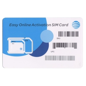 AT&T SIM card